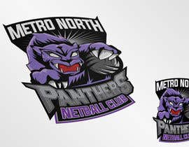 #21 para Design a Logo for Netball Club por kyriene