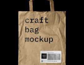 #11 cho Craft bag with stitched closing mockup bởi himelhafiz224466