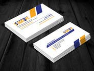 Graphic Design Contest Entry #3 for Design Business Cards for Startups to Grow