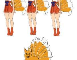 #22 cho Design A Kitsune Character bởi JohnGoldx