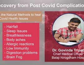 Nro 15 kilpailuun Creative for a Workshop on Curing Post Covid Health Issues käyttäjältä isty793