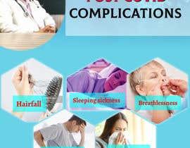 Nro 5 kilpailuun Creative for a Workshop on Curing Post Covid Health Issues käyttäjältä tannu3407