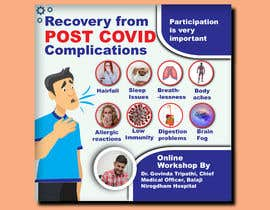 Nro 10 kilpailuun Creative for a Workshop on Curing Post Covid Health Issues käyttäjältä SuperWorksRS