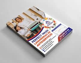 #4 for Flyer for Self Service Laundromat af alakram420