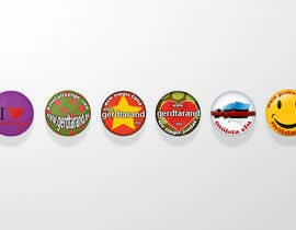 #13 untuk 5 Button Badge designs for a Personal/Political Blog oleh Naeem4ever