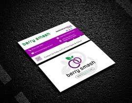 Nro 553 kilpailuun business card design käyttäjältä daniyalkhan619
