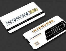 Nro 555 kilpailuun business card design käyttäjältä daniyalkhan619