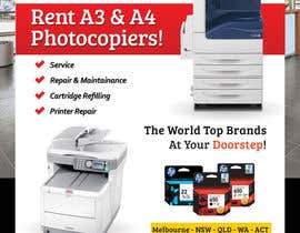 #45 for Design a Flyer for Photocopier Rentals by hassanqadir