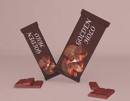 nº 13 pour Design a chocolate bar wrapper par putki