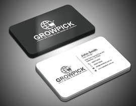Nro 185 kilpailuun Need a unique business card käyttäjältä abdulmonayem85