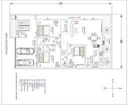 #24 for Build me a House Plan (Floor Plans, 3d designs, Interior Designs etc.) by Santhosh1940
