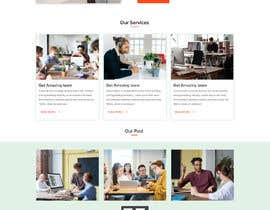#7 for Arabic Website Landing Page Contest by Manpreetghumiara
