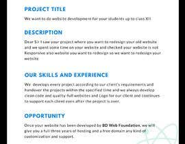 #6 for Arabic Website Landing Page Contest by webdeveloperAlal