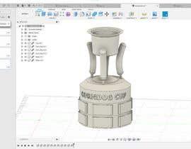 #5 untuk Create Custom 3D Cup Trophy for Football Rivalry oleh joaofcruz