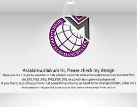 #154 for Logo Design - 22/09/2021 12:47 EDT af bdariful03