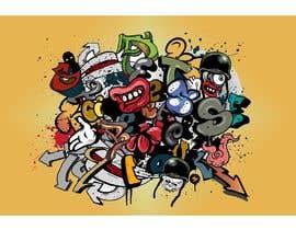 Nro 77 kilpailuun Design a modern abstract illustration for a puzzle käyttäjältä AbodySamy