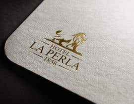 jesmin579559 tarafından Create isologue for our Existing Hotel Logo. Hotel La Perla 1858 için no 90