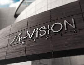 #105 untuk Mex vision media Logo oleh Jaben0