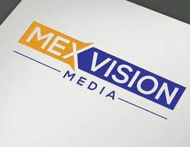 #81 untuk Mex vision media Logo oleh Shahanazparvinp