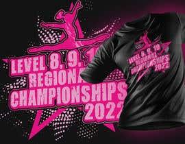#232 cho Tshirt Design for Women's Gymnastics Championship bởi asifhassansabbir