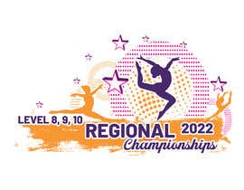 #273 cho Tshirt Design for Women's Gymnastics Championship bởi sharifmozumder99