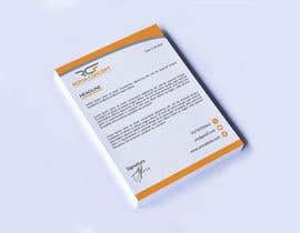 #52 for Create me a letterhead & compliment slip by Amin796
