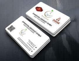 #77 para Create Visting Card por greenartcreative