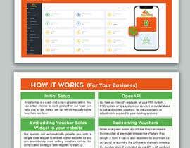 #59 cho Create an A4 Brochure from a website bởi bachchubecks