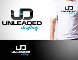 #102 pentru Logo Design for Unleaded Drafting de către twindesigner