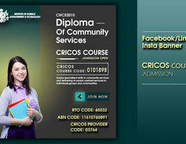 #37 cho Facebook/Linkedin/Insta  Banner  QTY 20 ( Course) and  5 Website Main Page Slider  ( Courses) bởi zakirhasanGD181