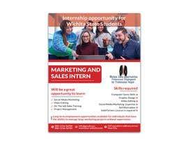 #60 para Flyer for interns por mesbahurrahman2