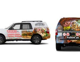#58 for Concept Vehicle wrap (think food truck) by joymistry856