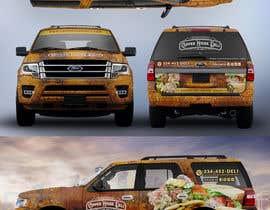 #52 cho Concept Vehicle wrap (think food truck) bởi SAKTI2