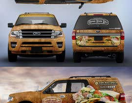 #76 for Concept Vehicle wrap (think food truck) by SAKTI2