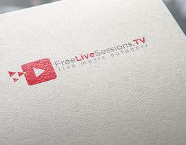 #161 for Logo for FreeLiveSessions.TV (live music outdoors) af Redbrock
