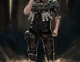 aglennn tarafından Design a game character avatar için no 23