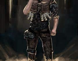 aglennn tarafından Design a game character avatar için no 22