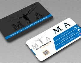 #3259 for business card desing by daniyalkhan619
