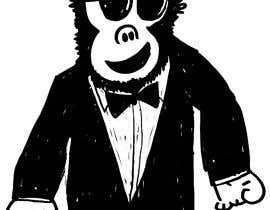 #51 cho Put A Tuxedo and Sunglasses On This Gorilla bởi Vesle