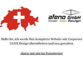 #6 for Website überarbeiten af akderia21