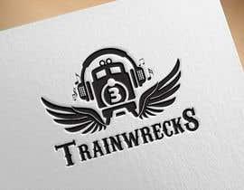 #98 for 3TrainWrecks Podcast Logo by Rakibul0696