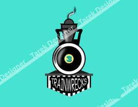 #12 for 3TrainWrecks Podcast Logo by TarekMohamed1