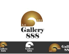 #27 for Design a Logo for Gallery 888 by jhonlenong