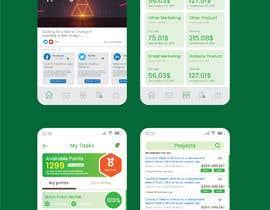 Nro 33 kilpailuun app design käyttäjältä MrMejan99