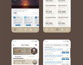 Nro 34 kilpailuun app design käyttäjältä MrMejan99