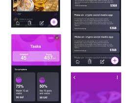 Nro 40 kilpailuun app design käyttäjältä mrspy006