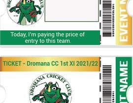 Nro 231 kilpailuun Business Card Design - Cricket Club käyttäjältä parvez1215