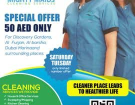 #1 cho flayer for cleaning services bởi maidang34