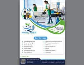 #24 cho flayer for cleaning services bởi shdmnshkb