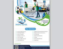 #26 cho flayer for cleaning services bởi shdmnshkb